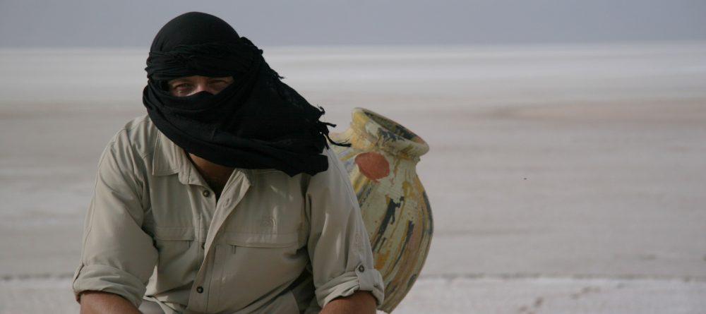 Sahara - Erg Wschodni, Arkadiusz Nowak