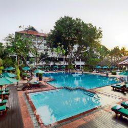 TAJLANDIA HOTEL ANANTARA RIVERSIDE BANGKOK RESORT*****