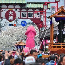 "SHINTO KANAMARA MATSURI – JAPOŃSKI FESTIWAL ""STALOWEGO PENISA"""