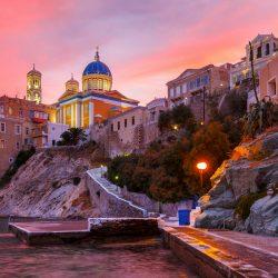 Greckie marzenie – Cyklady