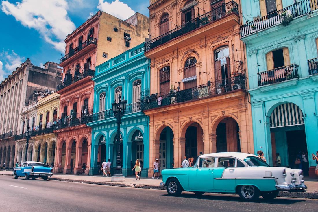 Ulica starej Havany
