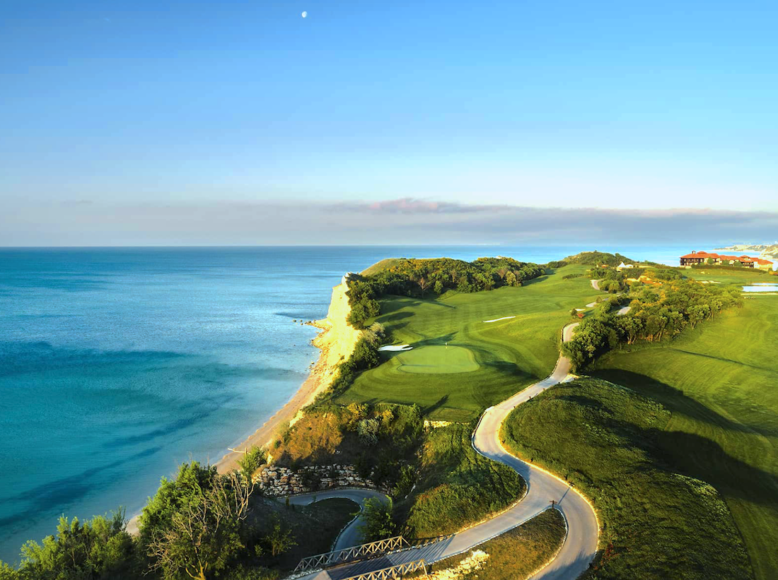 Byłgaria - Tharcian Cliffs Golf and Beach Resort